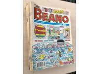 Collection beano comics