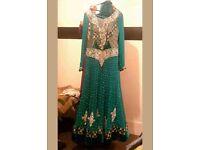Long dress with Dupatta (RRP 210)