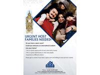 Host Family Needed !!