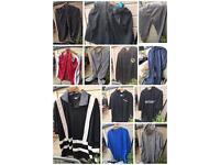 4XL 5XL 6XL Men's Casual/Hi Vis/Security Clothes