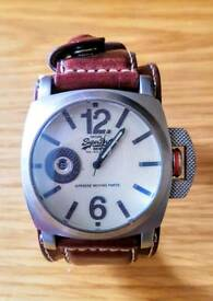Mens Watch Super Dry