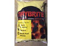 6 x 25KG BAGS OF TAYBRITE SMOKELESS FUEL / COAL