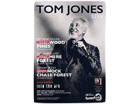 Tom Jones Tickets x2 - SOLD