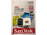 SanDisk 64 gb micro sd card