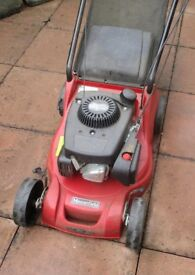 Mountfield petrol.,self propelled, mower