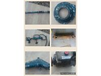 Boat bits job lot pumps intercoolers winch's anchor price to sell