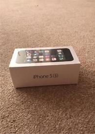 Brand new and sealed iPhone 5s 16gb