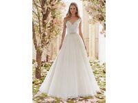 Mori lee 6836 size 16 brand new wedding dress