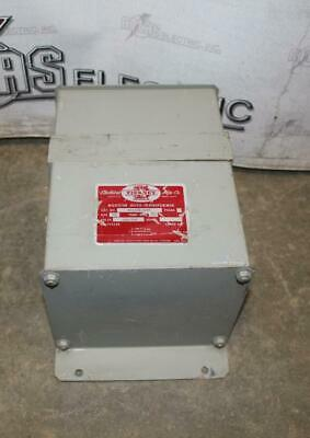 10 Kva Tierney Dry Type Transformer 208-240 Volt 1 Phase