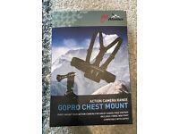GoPro Chest Mount - Brand New