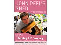 John Peel's Shed - Sunday Session