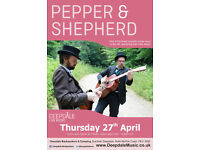 Pepper & Shepherd