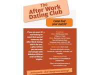 African and Caribbean After Work Dating Club