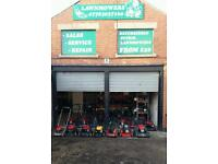 Petrol Lawn Mowers from £65
