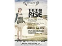 Talitha Rise (neo-folk) Friday 26th Jan
