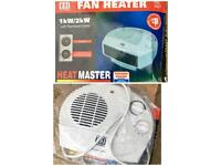 Fan Heater; Coffeemaker; Fitness Crunch; Fan Heater
