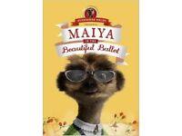 set of 6 meerkat special edition books