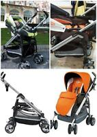 *UPDATED * STROLLER WITH ACCESSORIES AND OTHER BABY ESSENTIALS