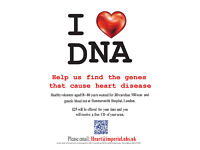 Volunteers wanted for 3D heart scan