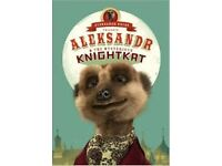 set of 6 meerkat special edition books brand new