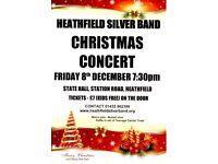 "Heathfield Silver Band ""Christmas Concert"""