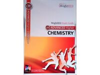 BrightRED Study Guide CfE Advanced Higher Chemistry - Paperback NEW Archie Gibb