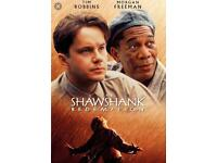 Rooftop film club - Shawshank Redemption 6 May 8:30pm Stratford (Love Seats)