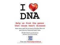 Volunteers needed for 3D heart scan