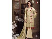 Deepsy GULBANO GOLD Pakistani collection with duppta