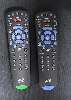 2 DISH NETWORK Bell ExpressVU 4.0 3.0 UHF/IR TV1 GREEN TV2 BLUE REMOTE 322 3200