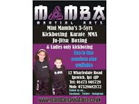 Mamba Martial Arts.