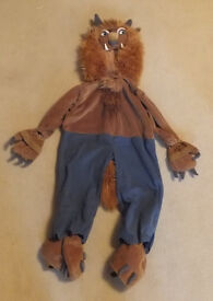 Kids Dressing Up Outfit - Disney Beast Costume