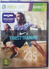 Xbox 360 Nike Plus Kinect Training Xbox 360