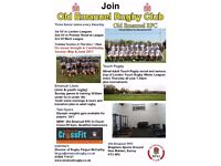 Rugby Club is SW London (1st XV Champions and won all games this year) seeks players for all teams.