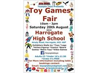 Harrogate Toy Games Fair