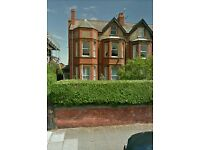 Hoylake, self contained ground floor flat.