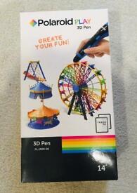 Polaroid toy brand new 3D art pen