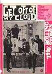 Rolling Stones, sheetmusic Get Off Of My Cloud 1965