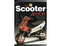 The Scooter Book HAYNES (H4095)