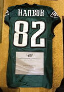 Philadelphia Eagles Game Worn
