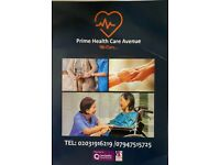 Prime Health Care Avenue we care…
