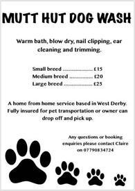 Eddies diy dogwash scotties dog grooming in leith edinburgh dog washing service solutioingenieria Images