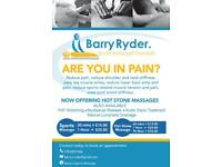 Sports and Hot/Cold Stone Massage Therapist