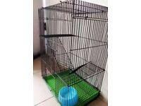 large Chinchilla Chipmunk Degus Guinea pig Sugar Gilder cage