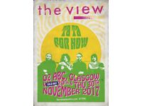The View - O2 ABC Glasgow - X2 standing tickets