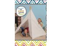Kids / Childrens Teepee / Tipi excellent condition