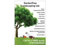 GardenTree Landscaping Ltd