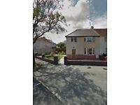 3 bedroom house in Walton for exchange