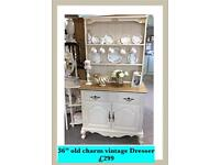 Old charm Welsh dresser now REDUCED