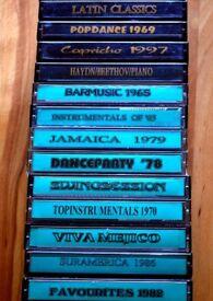 200+ Music Cassettes